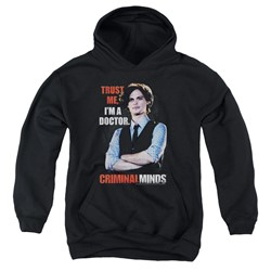 Criminal Minds - Youth Trust Me Pullover Hoodie