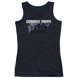 Criminal Minds - Juniors Season 10 Cast Tank Top