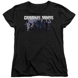 Criminal Minds - Womens Season 10 Cast T-Shirt