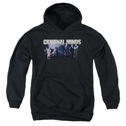 Criminal Minds - Youth Season 10 Cast Pullover Hoodie