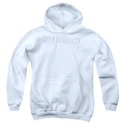 7Th Heaven - Youth 7Th Heaven Logo Pullover Hoodie