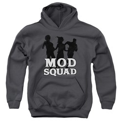 Mod Squad - Youth Mod Squad Run Simple Pullover Hoodie