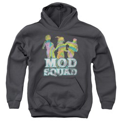 Mod Squad - Youth Mod Squad Run Groovy Pullover Hoodie
