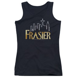 Frasier - Juniors Frasier Logo Tank Top