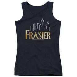 Frasier - Juniors Frasier Logo Tank Top