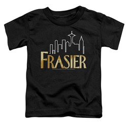 Frasier - Toddlers Frasier Logo T-Shirt