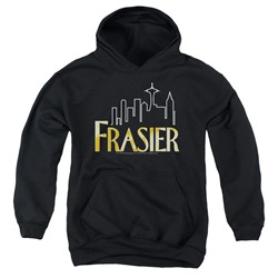 Frasier - Youth Frasier Logo Pullover Hoodie