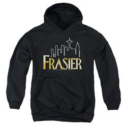 Frasier - Youth Frasier Logo Pullover Hoodie