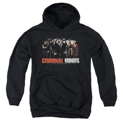 Criminal Minds - Youth The Brain Trust Pullover Hoodie