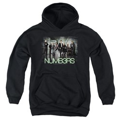 Numb3Rs - Youth Numbers Cast Pullover Hoodie