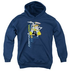 Quogs - Youth Captain's Chair Pullover Hoodie