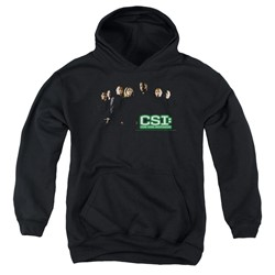 Csi - Youth Shadow Cast Pullover Hoodie