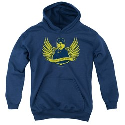 Ncis - Youth Go Navy Pullover Hoodie