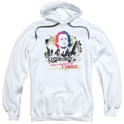 Taxi - Mens Smiling Jim Pullover Hoodie