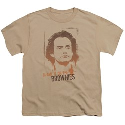 Taxi - Big Boys Blame It On The Brownies T-Shirt