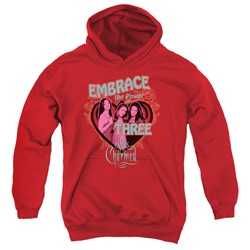 Charmed - Youth Embrace The Power Pullover Hoodie