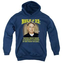 Ncis - Youth Rule 23 Pullover Hoodie