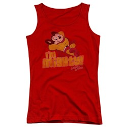 Mighty Mouse - Juniors I'M Mighty Tank Top