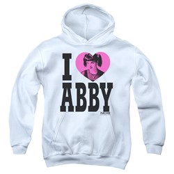 Ncis - Youth I Heart Abby Pullover Hoodie
