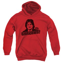 Mork & Mindy - Youth Shazbot Pullover Hoodie
