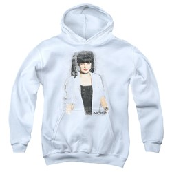 Ncis - Youth Abby Skulls Pullover Hoodie