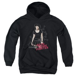 Ncis - Youth Goth Crime Fighter Pullover Hoodie