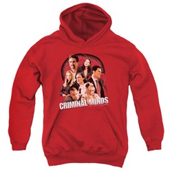 Criminal Minds - Youth Brain Trust Pullover Hoodie