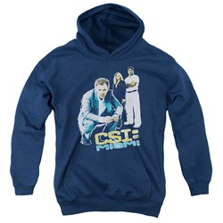 Csi:Miami - Youth In Perspective Pullover Hoodie