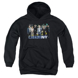 Csi Ny - Youth Cast Pullover Hoodie