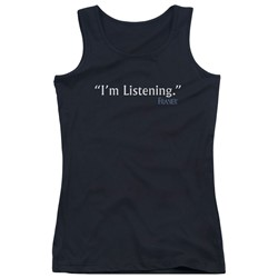Frasier - Juniors I'M Listening Tank Top
