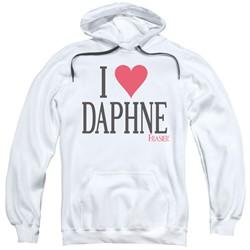 Frasier - Mens I Heart Daphne Pullover Hoodie