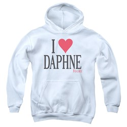 Frasier - Youth I Heart Daphne Pullover Hoodie