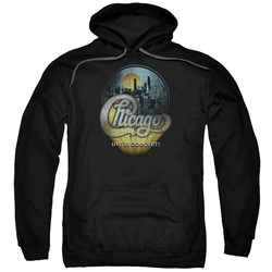 Chicago - Mens Live Pullover Hoodie