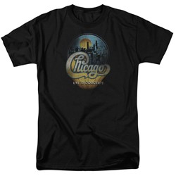 Chicago - Mens Live T-Shirt