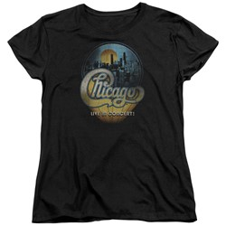 Chicago - Womens Live T-Shirt