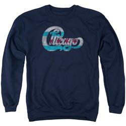Chicago - Mens Flag Logo Sweater
