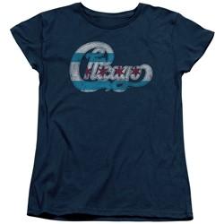 Chicago - Womens Flag Logo T-Shirt