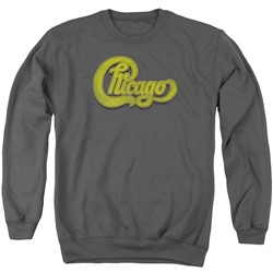 Chicago - Mens Distressed Sweater