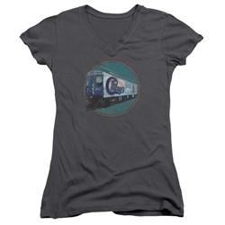 Chicago - Womens The Rail V-Neck T-Shirt