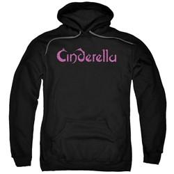 Cinderella - Mens Logo Rough Pullover Hoodie