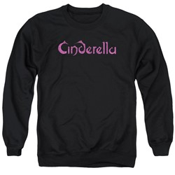 Cinderella - Mens Logo Rough Sweater
