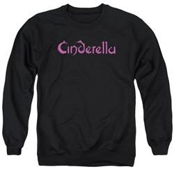 Cinderella - Mens Logo Rough Sweater