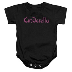 Cinderella - Toddler Logo Rough Onesie