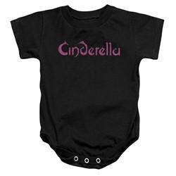 Cinderella - Toddler Logo Rough Onesie