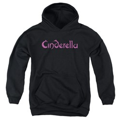 Cinderella - Youth Logo Rough Pullover Hoodie