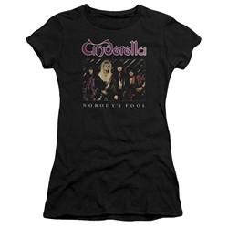 Cinderella - Womens Nobody's Fool T-Shirt