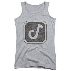 Concord Music - Juniors Concord Symbol Tank Top