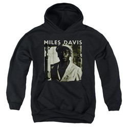 Concord Music - Youth Miles Portrait Pullover Hoodie