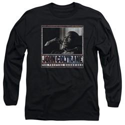 Concord Music - Mens Prestige Recordings Long Sleeve T-Shirt