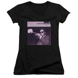 Concord Music - Womens Prince V-Neck T-Shirt